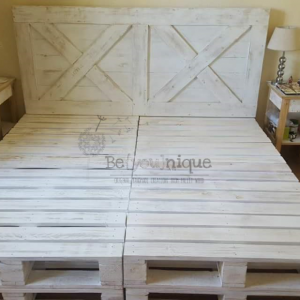 pallet furniture beds, reclaimed timber beds Johannesburg 19
