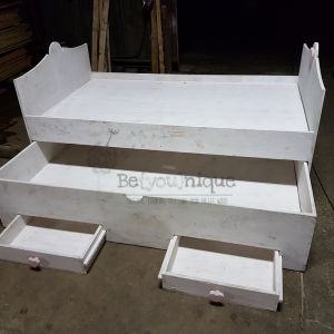 pallet furniture beds, pullout mattress bed, children beds, beds with drawers Johannesburg, Beyounique pallet furniture beds 3