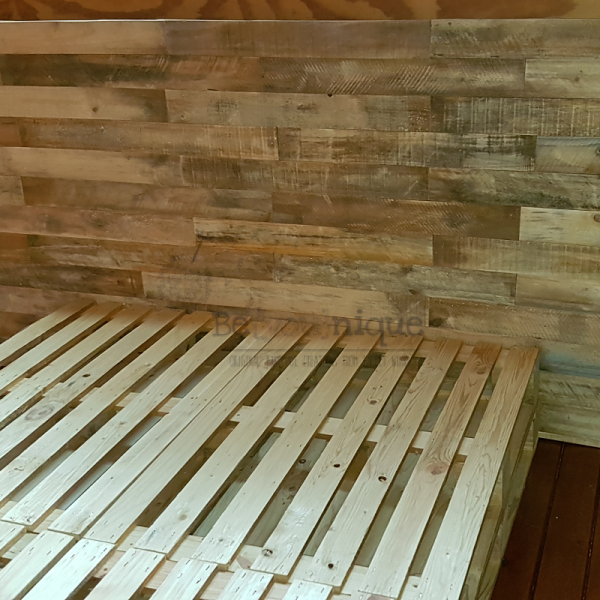 pallet furniture beds, re claimed timber bed, pallet wood bed Johannesburg 8, pallet furniture