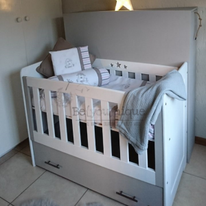 Baby cot, baby bed, baby furniture, baby room furniture, pallet furniture Johannesburg 3, pallet furniture Johannesburg