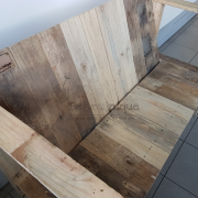 pallet furniture benches, patio furniture benches, pallet patio furniture Johannesburg