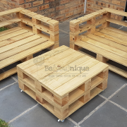 pallet patio set Johannesburg, table and chairs patio set 15, patio set 2, smaller patio set, reclaimed timber pallet patio set