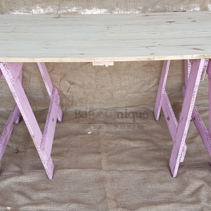 A Frame table, pallet table, pallet furniture table, display tables, pallet furniture Johannesburg, 1 smaller table, Online pallet furniture table