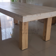 Dining room table, pallet table, dining room table, patio table, pallet furniture Johannesburg, dining room table 1, wooden tables 13, online pallet furniture Johannesburg 1