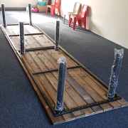 boardroom table, pallet furniture table, dining room table, Pallet furniture Johannesburg 19, online pallet furniture Johannesburg